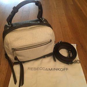 Rebecca Minkoff Custom Two-Tone Handbag